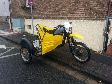 Motorrad Wasp Gespanne by Vmc Gespann Mit Yamaha Xt 500 Motor