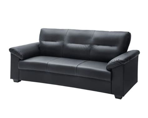 ikea faux leather sofa ikea faux leather sofa furniture in des plaines il