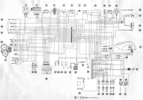 ducati 848 wiring diagram electrical schematic free