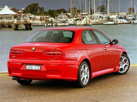 Alfa Romeo 156 Gta by 2002 Alfa Romeo 156 Gta Pictures Information And Specs
