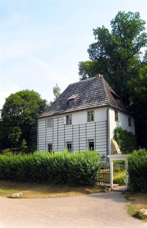 casa giardino casa giardino di goethe