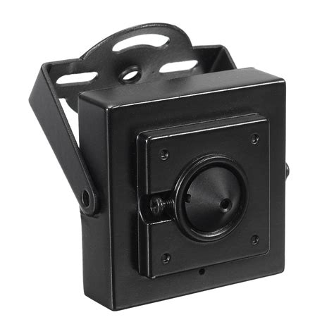 pinhole hd mini pinhole hd 700tvl 1 3 quot 3 7mm wide angle board lens