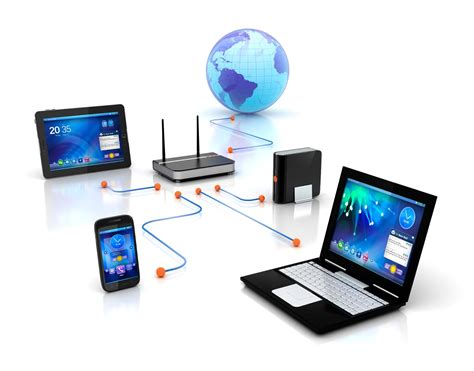 Home Networking Services by Computer Networking Wifi Total Technology Solutions Inc
