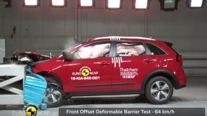 Kia Crash Test Kia Niro Crash Test Safety Ratings Kia News