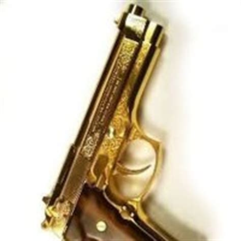 wallpaper gun gold gold gun pictures images photos photobucket