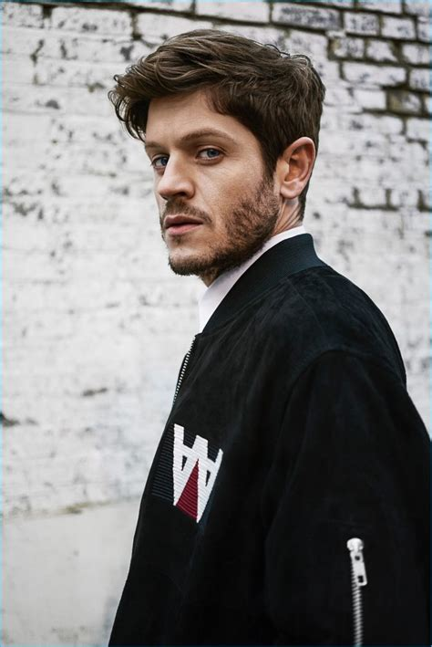 Ramsays Seeing Tom Not So Much by Of Thrones Iwan Rheon Poses For The Laterals