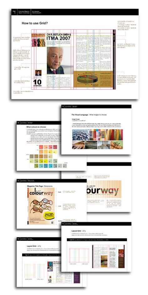 magazine layout design rules colourway magazine design layout guidelines tmi