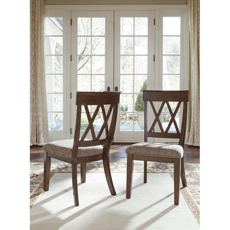 ashley furniture brossling dining room side chair
