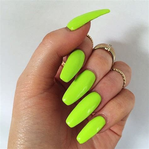 Nail Designs For Green Nails