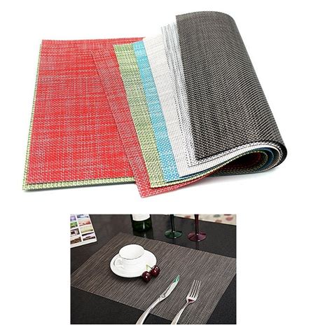 Kitchen Dining Table Place Mats Buy Kitchen Tools In Buy Dining Table Mats