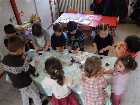 atelier cuisine en maternelle roses des sables notre