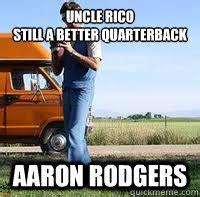 Uncle Rico Meme - still a better quarterback than jay cutler uncle rico
