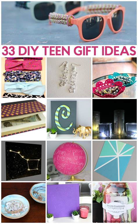 33 diy gift ideas a craft in your day