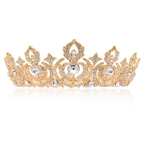 wedding tiaras and crowns gold tiaras and crowns