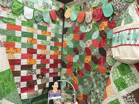 Farm Quilts by Farm Quarter Fabric Iest Hsu Moda Stitches Quilting