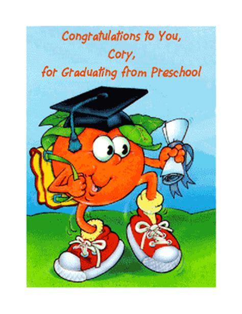 free printable graduation note cards preschool graduation greeting card graduation printable