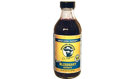 Blueberry Essence For Detox by Hh Blueberry Extract American Foods Non Gmo Foods
