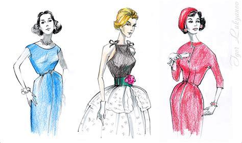 fashion illustration today fashion illustration yesterday and today november 2011