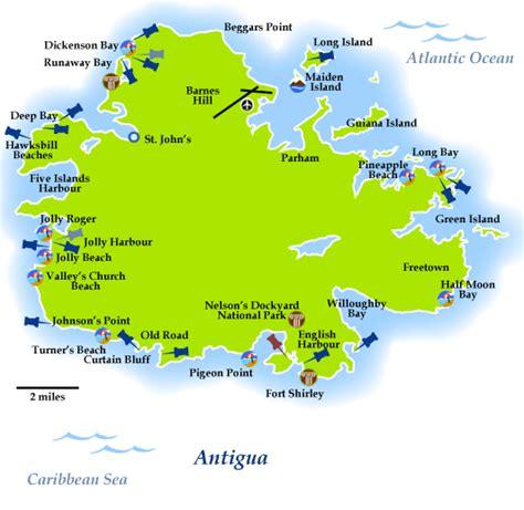 antigua map antigua map toursmaps