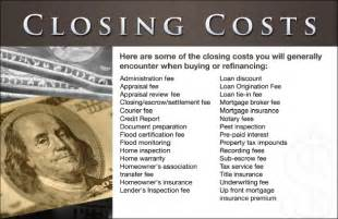home closing costs closing costs west ca woodland san fernando