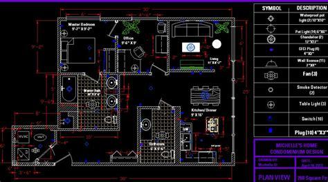 House Plan Dwg Joy Studio Design Best   Architecture Plans
