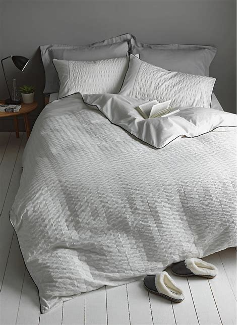 seersucker comforter heart of house carson seersucker bedding set superking