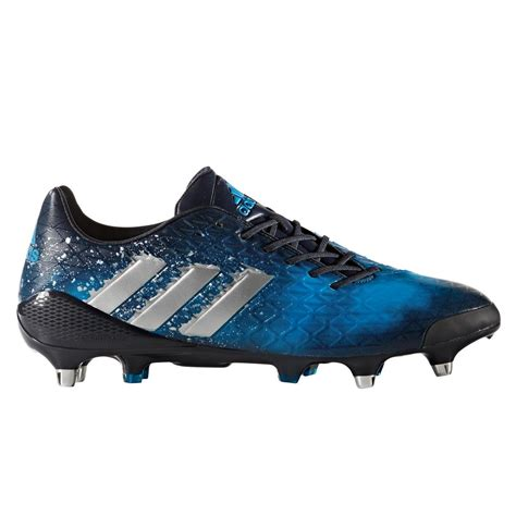 adidas mens predator malice sg rugby shoes football boots blue lace up ebay