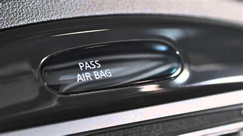Passenger Airbag Light by 2013 Nissan Juke Front Passenger Air Bag Status Light