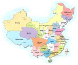 China Province Map by Pics Photos Maps Of Provinces In China