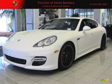 White Porsche Panamera Turbo by 2012 Carrara White Porsche Panamera Turbo S 65480915