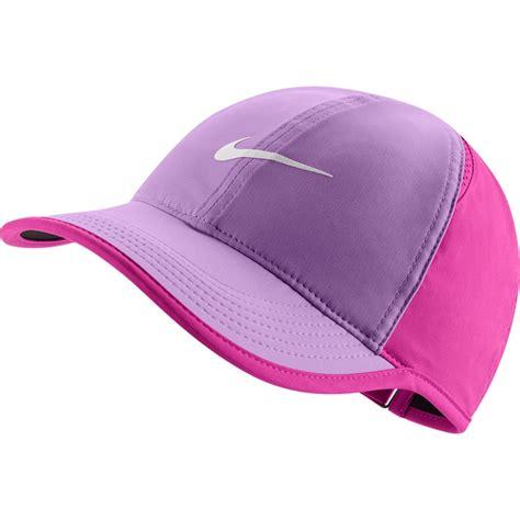 nike featherlight s tennis hat fuchsiaglow