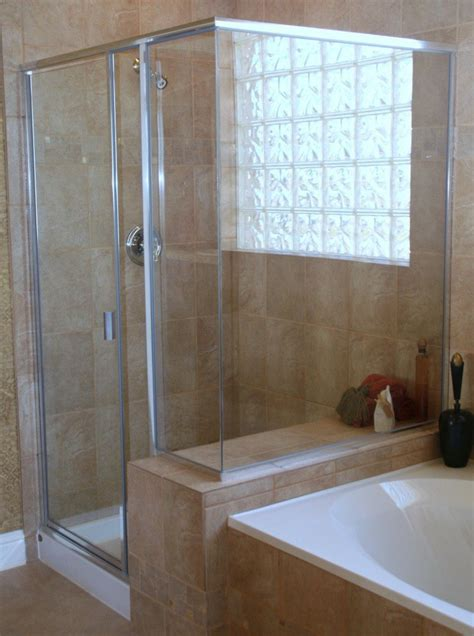 Semi Framed Shower Doors Semi Frameless Shower Doors Gallery Anchor Ventana