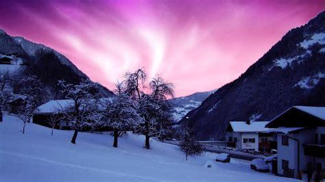 imagenes invierno hd wallpapers de paisajes de invierno artescritorio