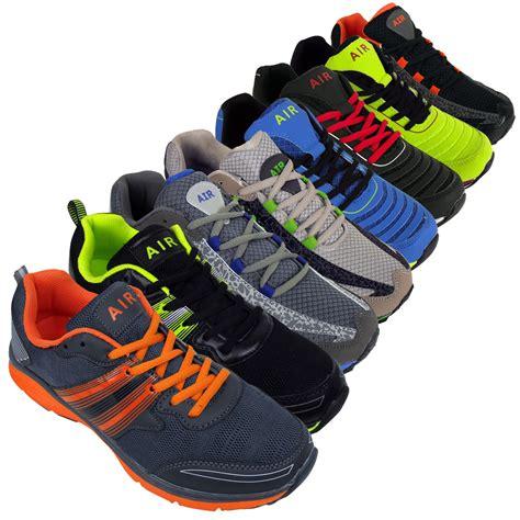 trainer sneakers mens shock absorbing running shoe trainers