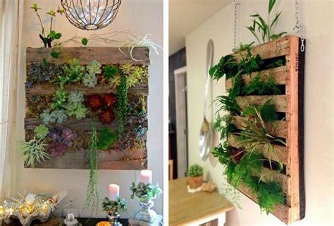 vertical garden diy pallet idea