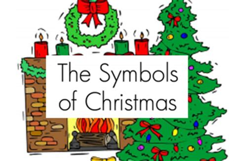 christian meaning of christmas decorations free minibook printable quot symbols of quot