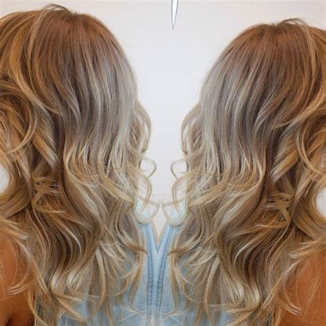 ash blonde hair with highlights ash blonde highlights ombre hair beauty pinterest