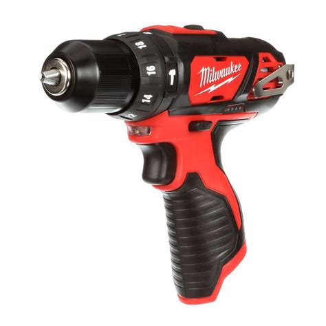 milwaukee m12 12 volt lithium ion cordless 3 8 in hammer