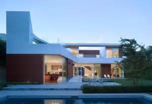 L Shaped Home Modern L Shaped House Upstairs Terrace Design Archinspire