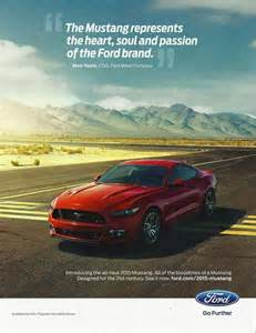 Ford Ads 2015 Ford Mustang Ad 2015 Ford Mustangs