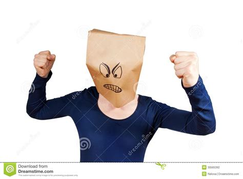 Person On by Angry Person Stock Photography Image 30565392