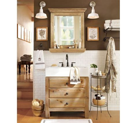 pottery barn bathrooms ideas 52 best images about home on wheels on pottery