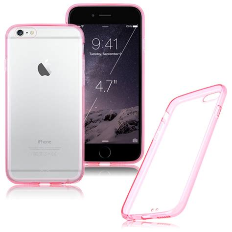 Chrome Clear Soft Casing Iphone 5 5s Se 6 6s thin clear transparent soft silicone cover skin for iphone 6 se 5s ebay