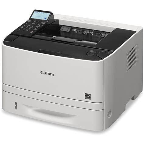 Printer Canon Laser canon imageclass lbp251dw monochrome laser printer 0281c014 b h