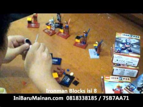 Mainan Anak Murah Lego Block Goldkids 260pcs jual mainan anak lego murah merk zhiao ironman blocks isi 8