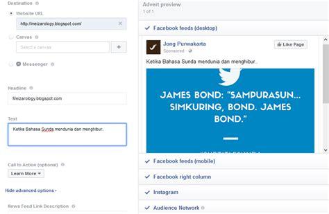 membuat facebook ads meningkatkan pengunjung blog dengan cara membuat iklan di
