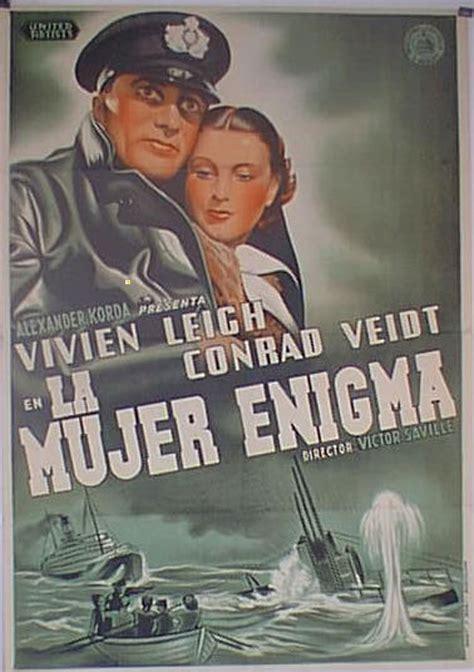 enigma le film quot le tre spie quot movie poster quot dark journey quot movie poster