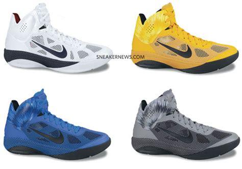 nike basketball shoes 2009 nike basketball fall 2010 preview hyperfuse