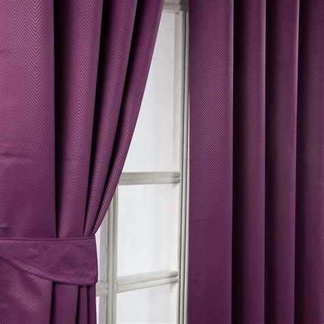 blackout curtains chevron herringbone chevron blackout thermal ready made curtains