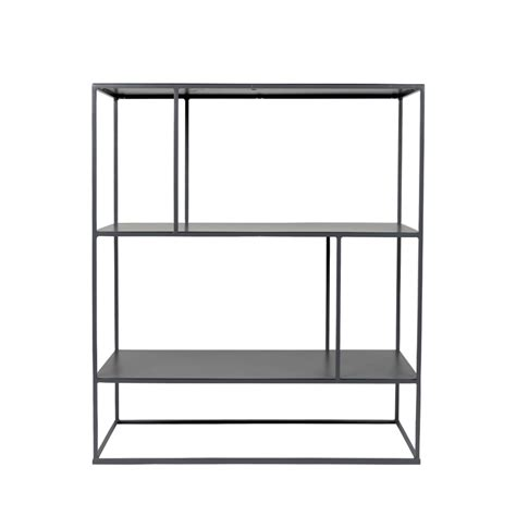 etagere metal etag 232 re en m 233 tal gris zuiver drawer